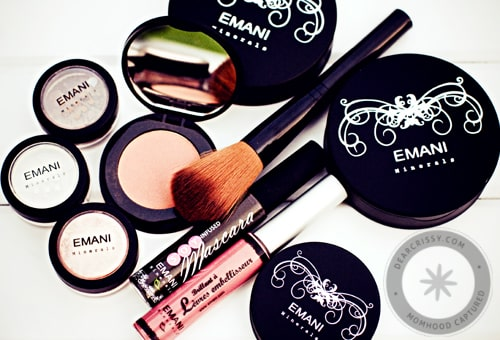 Emani Minerals Makeup Review