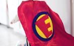 Kid Superhero Cape Photo
