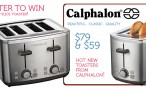 Calphalon Electrics Toaster