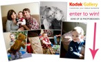 Kodak Gallery Giveaway