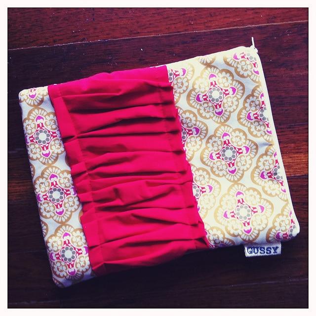Gussy Sews iPad Case