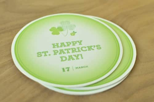 Free St. Patrick's Day Printabless