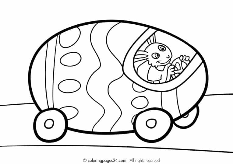 family fun easter coloring pages - photo#26