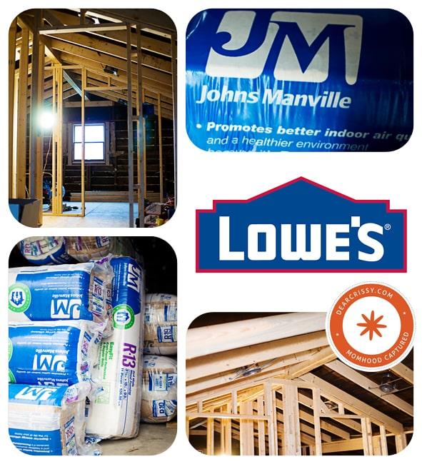 Lowe's DIY Renovation