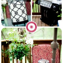 Outdoor Living Makeover