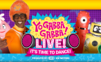 Yo Gabba Gabba Live