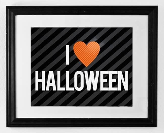 Free Printable Halloween Picture