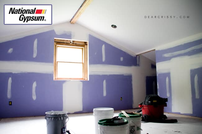 Moisture Resistant Gypsum Board Backs And Sides Front : Renovation news national gypsum drywall