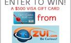 Visa Giveaway