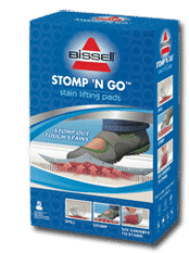 Bissell Stomp N Go