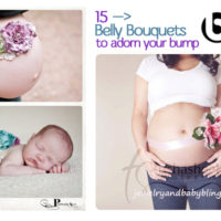 maternity sash photo