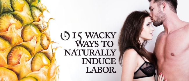 natural labor induction methods