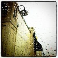 rainy december