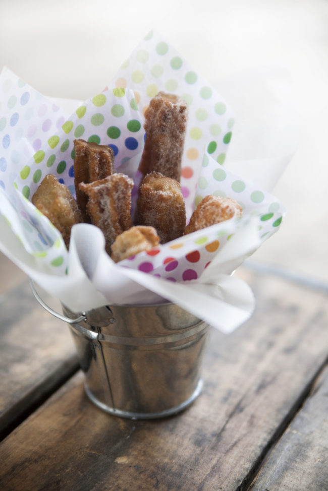 recipe for churros