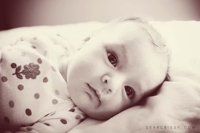 kara baby photo