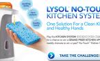 no-touch soap dispense