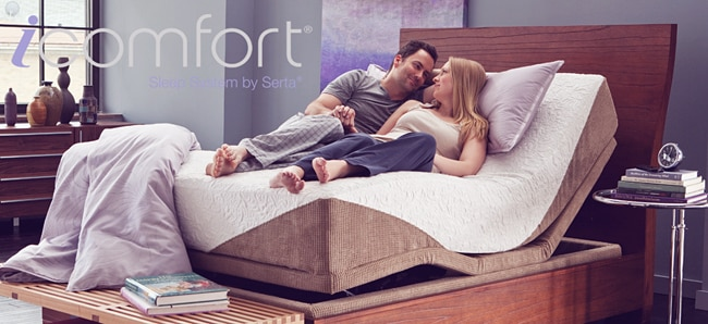 icomfort mattress serta photo