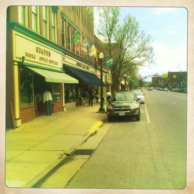 downtown marietta ohio