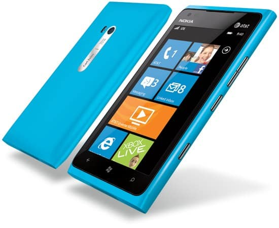Windows Phone Lumia 900