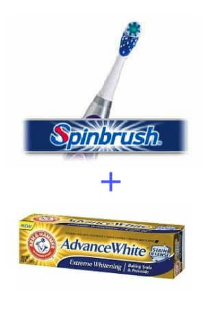 Arm & Hammer Battery Operated Toothbrush