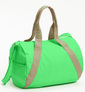 LuLu Neon Duffle Bag