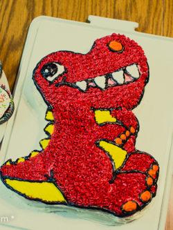 Wilton Dinosaur Cake