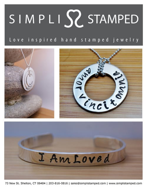 Simpli Stamped: Hand Stamped Jewelry