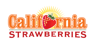 california strawberries logo