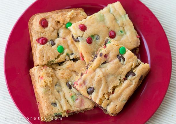 Cake Mix Cookie Bars