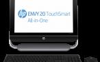 HP Envy 20 TouchSmart