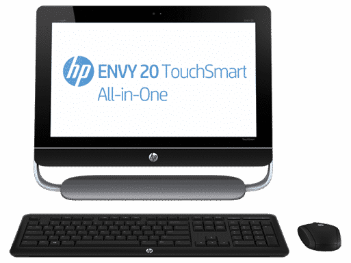 HP Envy 20 TouchSmart