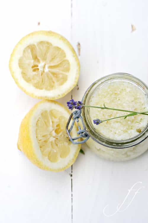 15 Homemade Sugar Scrub Recipes - Polish and brighten your skin with these DIY sugar scrub recipes. These make fabulous gifts so be sure to pin this article for later.