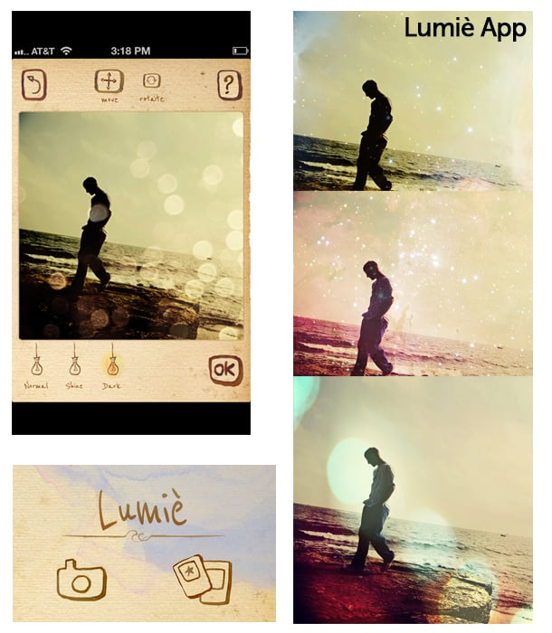Top 5 iPhone Bokeh Apps: add gorgeous bokeh effects to your cell phone photos! #photography #bokeh via DearCrissy.com