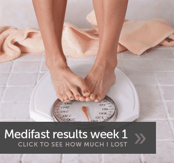 Medifast Diet Results Week 1