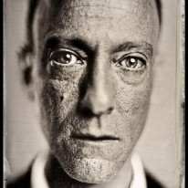 Tin Type Portrait by Michael Schindler