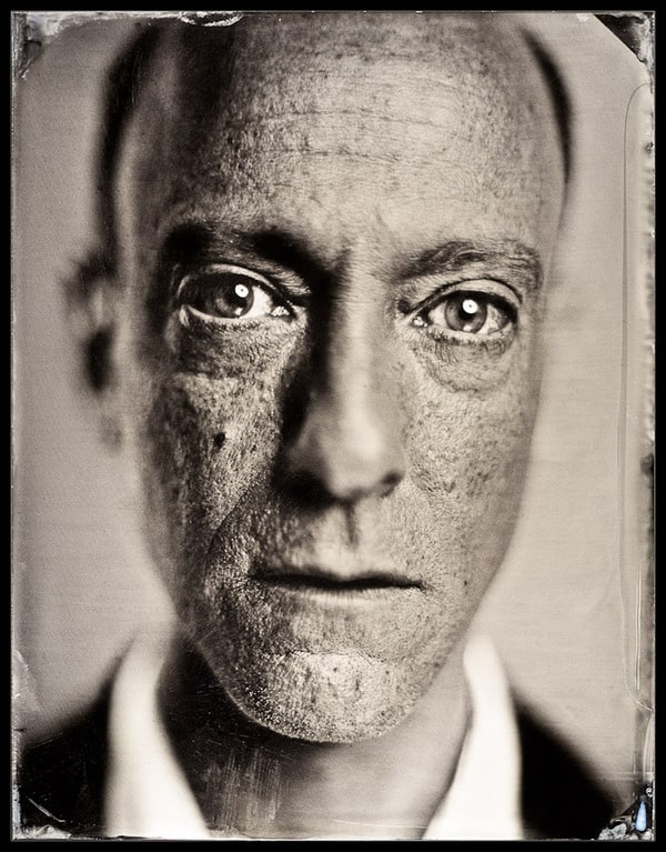 Tintype Portrait by Michael Schindler