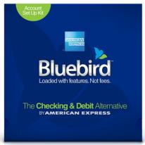 Bluebird by Walmart and American Express
