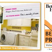 Better Homes & Gardens Best New Product Awards