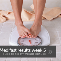 Medifast Weight Loss Week 5