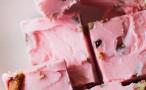 Strawberry Pecan Fudge