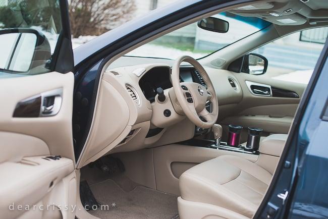 Nissan Pathfinder #PathfinderAdventures