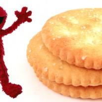 Elmo & Crackers