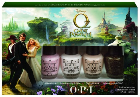 OPI Oz The Great and Powerful Nail Polish