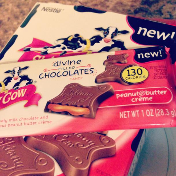 Skinny Cow Divine Chocolates