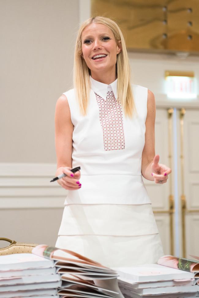 Gwyneth Paltrow Iron Man 3 Interview