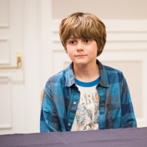 Iron Man 3 Ty Simpkins Interview