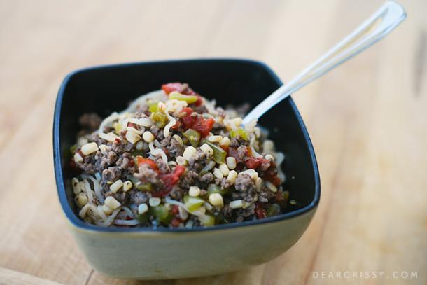 beef-noodle-skillet