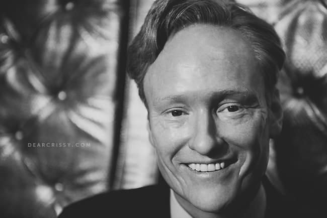 Conan O'Brien Madame Tussauds