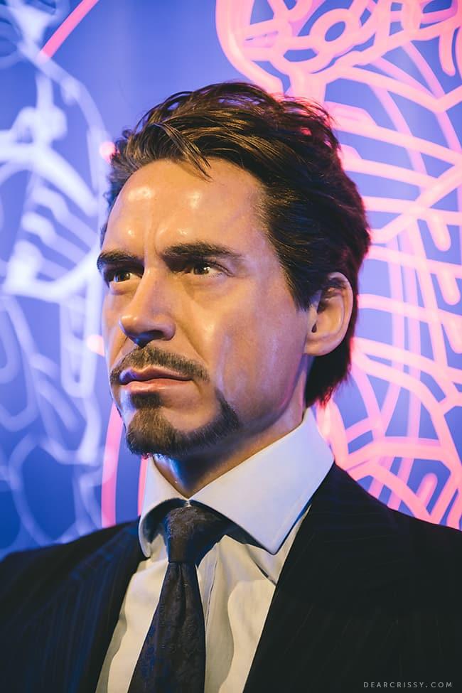Robert Downey Jr. Madame Tussauds