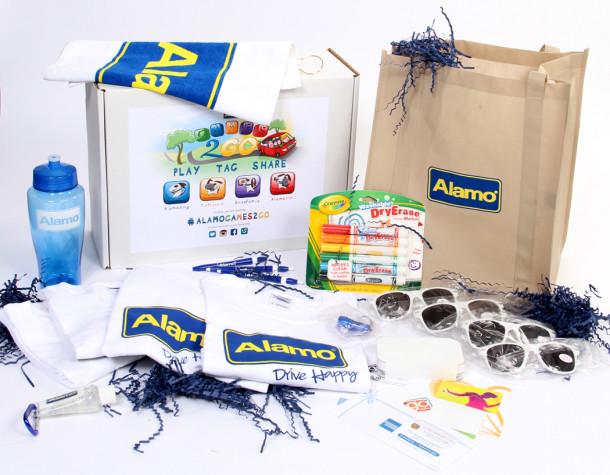 Alamo G2G Prize Pack